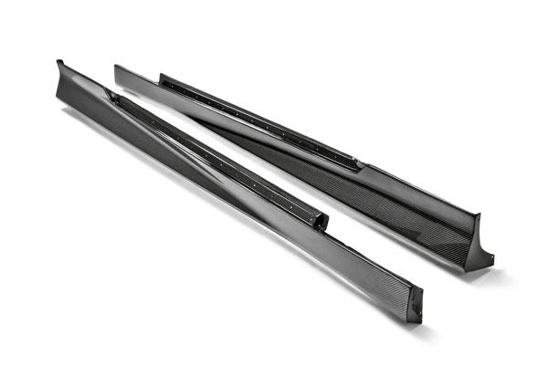 Anderson Composites AC-SS1011CHCAM-OE |  Camaro Carbon Fiber Rockers Type-Oe; 2010-2013
