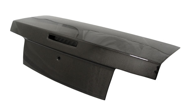 Anderson Composites AC-TL0506FDMU | Mustang Carbon Fiber Trunk Lid Type-OE; 2005-2009