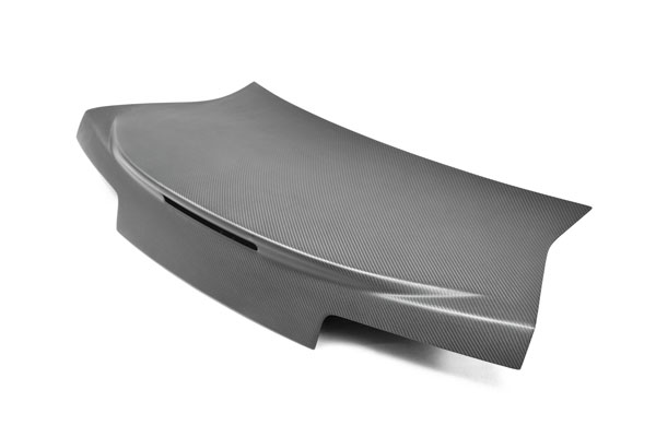 Anderson Composites AC-TL14CHCAM-OE-DRY:  CAMARO DRY CARBON TRUCK LID MATTE FINISH TYPE-OE, 2014-2015