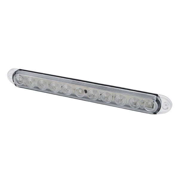 xTune ACC-LED-15BR-C |  15 Inch Mini Tailgate Lights Bar - Clear
