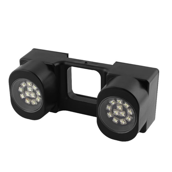 xTune ACC-LED-HITCH2-W |  Tow Hitch LED Working Lights - White