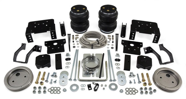 Air Lift 89398 | Loadlifter 5000 Ultimate for 05-10 Ford F-250 4wd w/ Stainless Steel Air Lines; 2005-2010