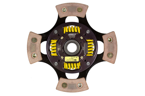 Advanced Clutch Technology (ACT) 4214125 | ACT 4 Pad Sprung Race Disc Saturn SW2 Base 1.9L 1993-1999