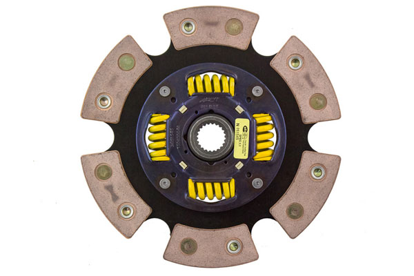 Advanced Clutch Technology (ACT) 6214125 | ACT 6 Pad Sprung Race Disc Saturn SW2 Base 1.9L; 1993-1999