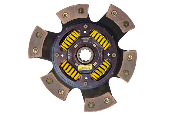 Advanced Clutch Technology (ACT) 6266302 | ACT 6 Pad Sprung Race Disc Buick Skylark Sport 3.8V; 1978-1978