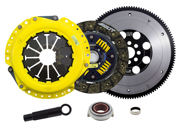 Advanced Clutch Technology (ACT) AR2-HDSS | ACT HD/Perf Street Sprung Kit Acura TSX Tech 2.4L 2013-2014