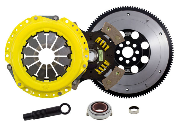 Advanced Clutch Technology (ACT) AR2-SPG4 | ACT Sport/Race Sprung 4 Pad Kit Acura TSX Tech 2.4L; 2013-2014