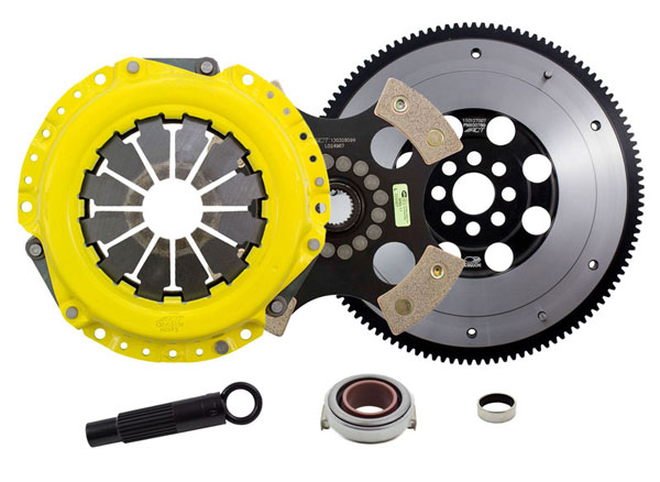Advanced Clutch Technology (ACT) AR2-SPR4 | ACT Sport/Race Rigid 4 Pad Kit Acura TSX Tech 2.4L; 2013-2014