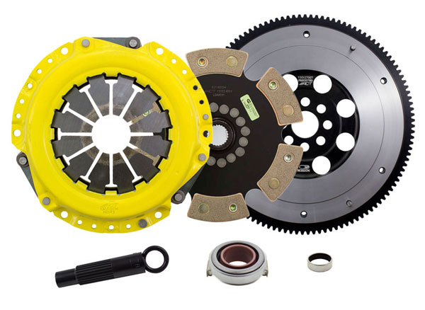 Advanced Clutch Technology (ACT) AR2-SPR6 | ACT Sport/Race Rigid 6 Pad Kit Acura TSX Tech 2.4L 2013-2014