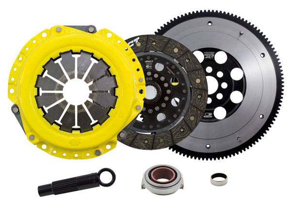 Advanced Clutch Technology (ACT) AR2-SPSD | ACT Sport/Perf Street Rigid Kit Acura TSX Tech 2.4L; 2013-2014