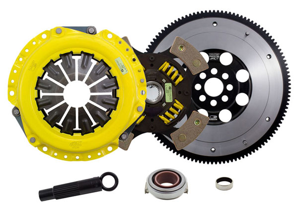 Advanced Clutch Technology (ACT) AR2-XTG4 | ACT XT/Race Sprung 4 Pad Kit Acura TSX Tech 2.4L; 2013-2014