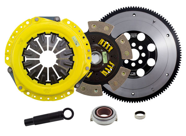 Advanced Clutch Technology (ACT) AR2-XTG6 | ACT XT/Race Sprung 6 Pad Kit Acura TSX Tech 2.4L 2013-2014