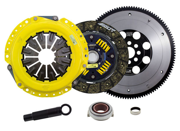 Advanced Clutch Technology (ACT) AR2-XTSS | ACT XT/Perf Street Sprung Kit Acura TSX Tech 2.4L; 2013-2014