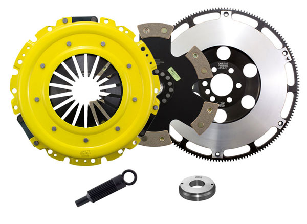 Advanced Clutch Technology (ACT) CA1-SPG6 | ACT Sport/Race Sprung 6 Pad Kit Cadillac CTS V 6V; 2004-2007
