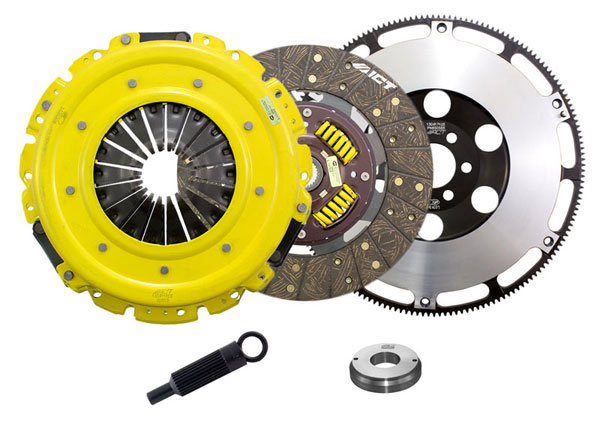 Advanced Clutch Technology (ACT) CA1-SPSS | ACT Sport/Perf Street Rigid Kit Cadillac CTS V 6V 2004-2007