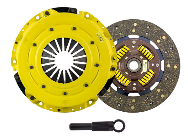 Advanced Clutch Technology (ACT) DC1-HDSS | ACT HD/Perf Street Sprung Kit Plymouth Valiant Scamp 5.2V 1975-1975