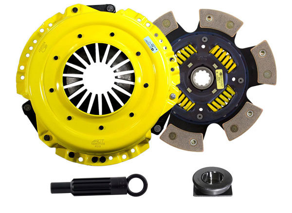 Advanced Clutch Technology (ACT) FM12-HDG6 | ACT HD/Race Sprung 6 Pad Kit Mercury Zephyr Z7 5V; 1978-1978