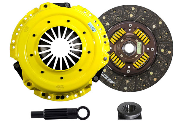 Advanced Clutch Technology (ACT) FM12-HDSS | ACT HD/Perf Street Sprung Kit Mercury Zephyr Base 5V 1978-1978