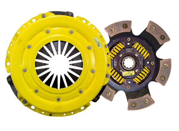 Advanced Clutch Technology (ACT) GM2-HDG6 | ACT HD/Race Sprung 6 Pad Kit American Motors Ambassador 990 5.4V; 1963-1966