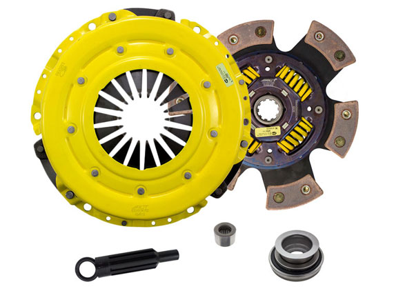 Advanced Clutch Technology (ACT) GM3-HDG6 | ACT HD/Race Sprung 6 Pad Kit Oldsmobile Omega Brougham LS 5V 1979-1979