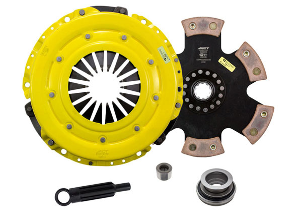 Advanced Clutch Technology (ACT) GM3-HDR6 | ACT HD/Race Rigid 6 Pad Kit Buick Skylark Sport 3.8V; 1978-1978