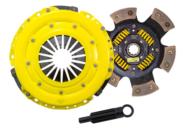 Advanced Clutch Technology (ACT) JP1-HDG6 | ACT HD/Race Sprung 6 Pad Kit Jeep Wrangler X 4L 2002-2006