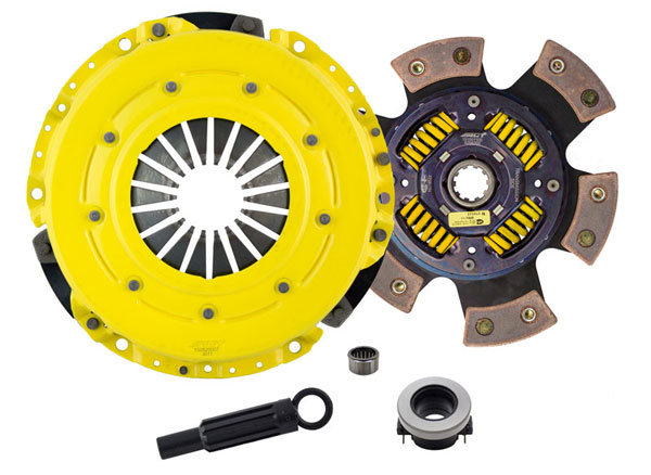 Advanced Clutch Technology (ACT) JP2-HDG6 | ACT HD/Race Sprung 6 Pad Kit Jeep Wrangler X 3.8V; 2007-2010