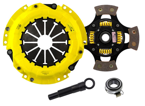 Advanced Clutch Technology (ACT) LE1-HDG4 | ACT HD/Race Sprung 4 Pad Kit Lotus Exige S 240 1.8L; 2008-2010