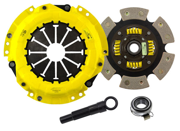 Advanced Clutch Technology (ACT) LE1-HDG6 | ACT HD/Race Sprung 6 Pad Kit Lotus Exige S 240 1.8L; 2008-2010