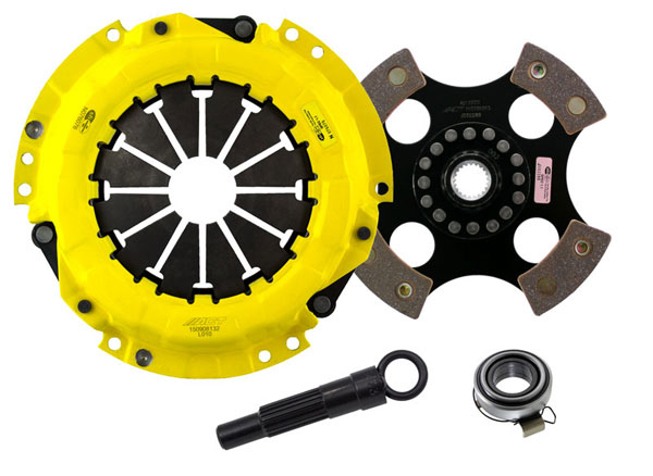 Advanced Clutch Technology (ACT) LE1-HDR4 | ACT HD/Race Rigid 4 Pad Kit Lotus Exige S 240 1.8L; 2008-2010