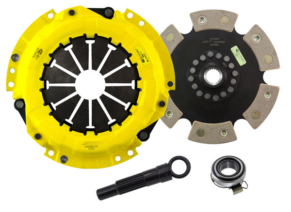 Advanced Clutch Technology (ACT) LE1-HDR6 | ACT HD/Race Rigid 6 Pad Kit Lotus Exige S 240 1.8L 2008-2010