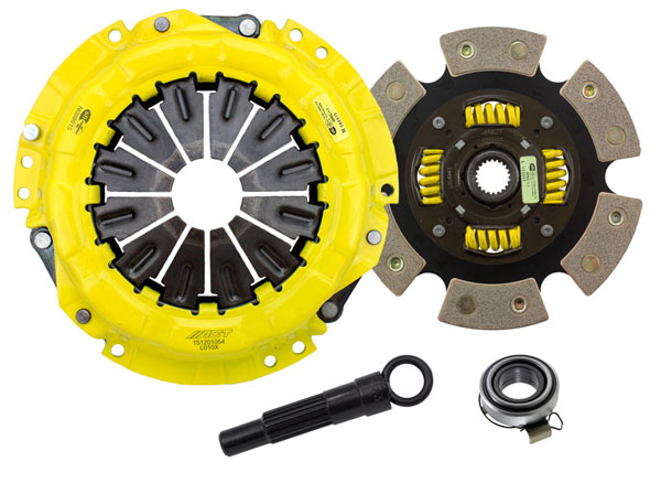 Advanced Clutch Technology (ACT) LE1-XTG6 | ACT XT/Race Sprung 6 Pad Kit Lotus Exige S 240 1.8L 2008-2010
