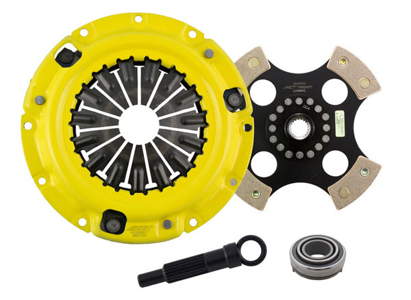 Advanced Clutch Technology (ACT) MB1-SPR4 | ACT Sport/Race Rigid 4 Pad Kit Eagle Talon TSi 2L Turbo; 1990-1998