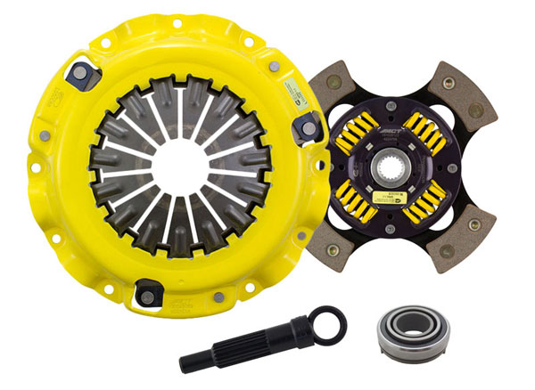 Advanced Clutch Technology (ACT) MB1-XXG4 | ACT MaXX/Race Sprung 4 Pad Kit Eagle Talon TSi 2L Turbo; 1990-1998