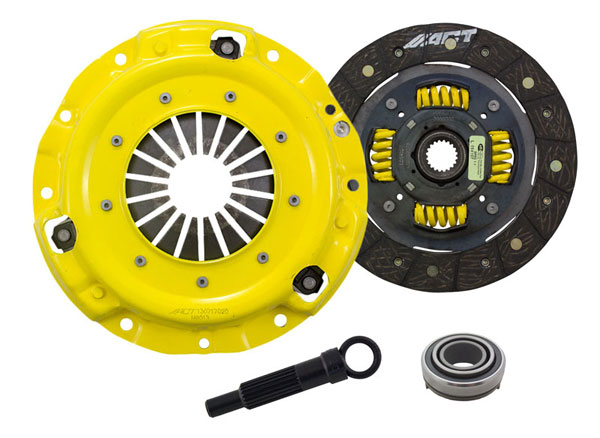 Advanced Clutch Technology (ACT) MB4-HDSS | ACT HD/Perf Street Sprung Kit Mitsubishi Tredia Turbo 1.8L Turbo; 1984-1988