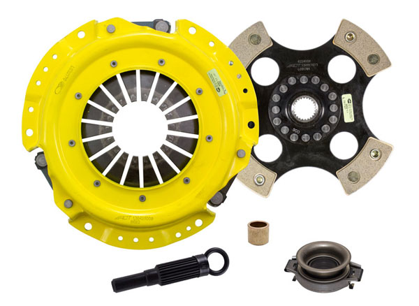 Advanced Clutch Technology (ACT) NA1-HDR4 | ACT HD/Race Rigid 4 Pad Kit Nissan Stanza XE 2.4L 1990-1992