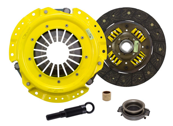 Advanced Clutch Technology (ACT) NA1-HDSS | ACT HD/Perf Street Sprung Kit Nissan Stanza XE 2.4L 1990-1992
