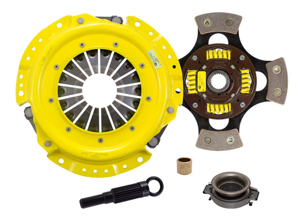Advanced Clutch Technology (ACT) NA1-XTG4 | ACT XT/Race Sprung 4 Pad Kit Nissan Stanza XE 2.4L 1990-1992