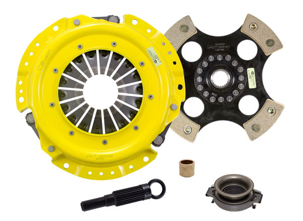 Advanced Clutch Technology (ACT) NA1-XTR4 | ACT XT/Race Rigid 4 Pad Kit Nissan Stanza XE 2.4L 1990-1992