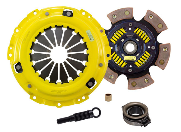 Advanced Clutch Technology (ACT) NM1-HDG6 | ACT HD/Race Sprung 6 Pad Kit Infiniti I30 T 3V; 1996-1999