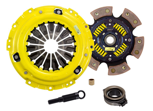 Advanced Clutch Technology (ACT) NM1-XTG6 | ACT XT/Race Sprung 6 Pad Kit Infiniti I30 T 3V 1996-1999