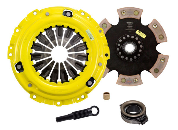 Advanced Clutch Technology (ACT) NM1-XTR6 | ACT XT/Race Rigid 6 Pad Kit Infiniti I30 T 3V 1996-1999