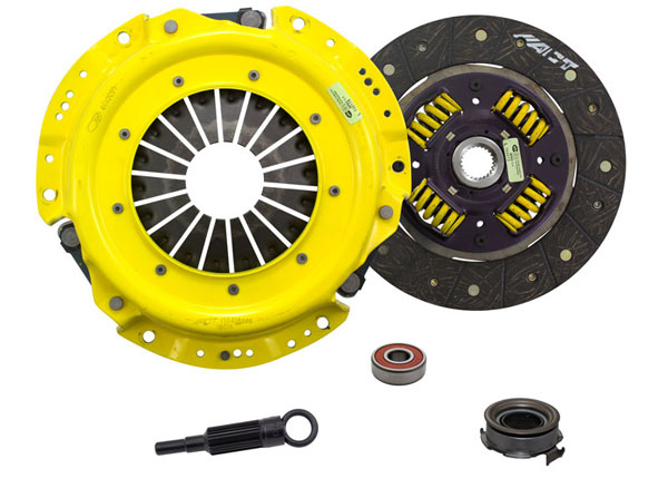 Advanced Clutch Technology (ACT) SB2-HDSS | ACT HD/Perf Street Sprung Kit Saab 9-2X Linear 2.5H; 2005-2005
