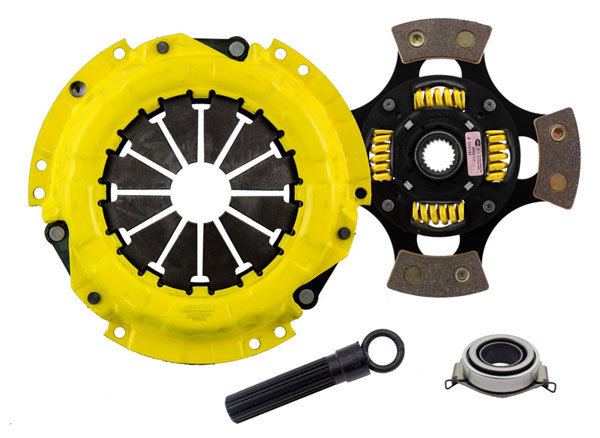 Advanced Clutch Technology (ACT) SC1-SPG4 | ACT Sport/Race Sprung 4 Pad Kit Scion xD Base 1.8L; 2008-2014