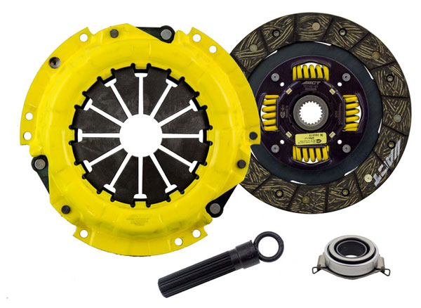 Advanced Clutch Technology (ACT) SC1-SPSS | ACT Sport/Perf Street Sprung Kit Scion xD Base 1.8L 2008-2014