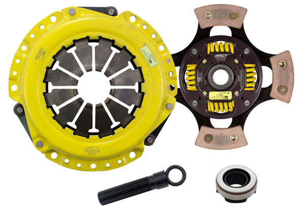 Advanced Clutch Technology (ACT) ST1-HDG4 | ACT HD/Race Sprung 4 Pad Kit Saturn SW2 Base 1.9L; 1993-1999
