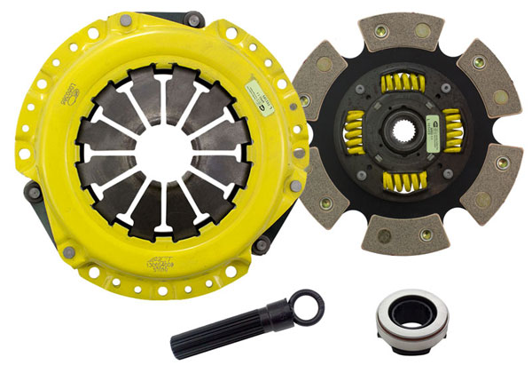 Advanced Clutch Technology (ACT) ST1-HDG6 | ACT HD/Race Sprung 6 Pad Kit Saturn SW2 Base 1.9L; 1993-1999