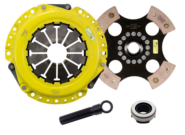 Advanced Clutch Technology (ACT) ST1-HDR4 | ACT HD/Race Rigid 4 Pad Kit Saturn SW2 Base 1.9L 1993-1999