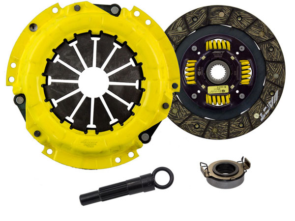 Advanced Clutch Technology (ACT) TC2-SPSS | ACT Sport/Perf Street Sprung Kit Geo Prizm LSi 1.6L; 1991-1997