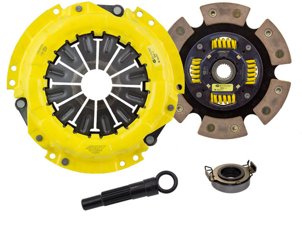 Advanced Clutch Technology (ACT) TC2-XTG6 | ACT XT/Race Sprung 6 Pad Kit Pontiac Vibe GT 1.8L 2003-2006